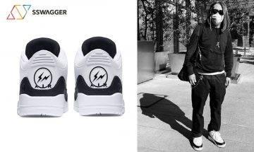 藤原浩親著!fragment design x Air Jordan 3全新聯乘鞋款諜照現身