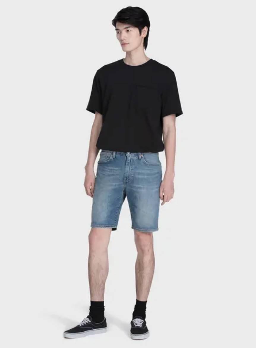 牛仔褲狂熱!波鞋控如何在夏日着牛仔褲而不失霸氣?