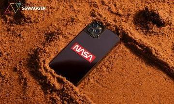NASA x CASETiFY防摔手機保護殼誕生!運動時跌電話也不用怕