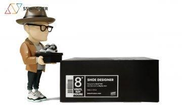 想擁有傳奇設計師?MIGHTY JAXX推出之人偶擺設Shoe Designer登陸香港
