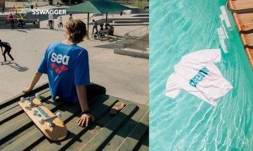 水上用品專家轉出滑板?WIND AND SEA與arena首度推出聯乘服飾系列