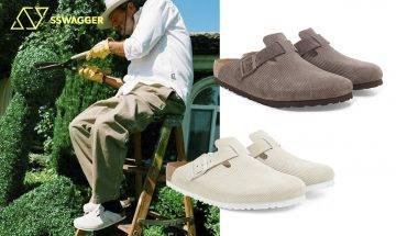 Stüssy x Birkenstock聯名Boston Clog拖鞋香港發售情報