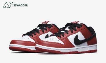 Nike SB Dunk Low「Chicago」配色官方圖輯現身!發售情報亦同步公開