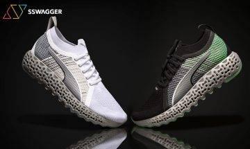 PUMA全新中底XETIC面世!3D Printing結合柔軟、回彈力高的泡棉 新鞋Calibrate Runner率先採用