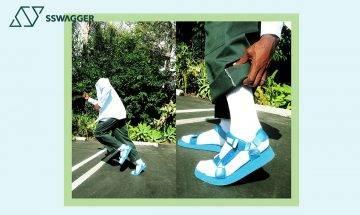 SUICOKE x GOLF Depa-Cab聯乘機能涼鞋上架・獨特配色為夏日添色彩