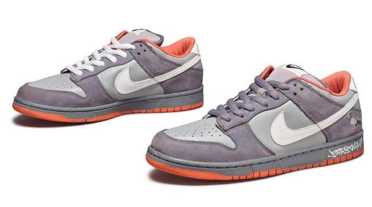"Nike SB神鞋 Dunk Low Pro ""NYC Pigeon"" by Jeff Staple"