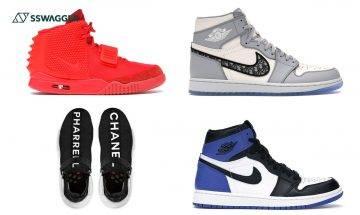 波鞋就是投資!嚴選近10年買到就賺到6雙聯乘球鞋