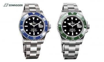 Rolex Submariner新錶發佈!Submariner錶款迎來大型更新