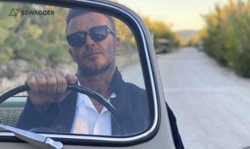 David Beckham到底會開甚麼車?5款他曾開過的汽車款式