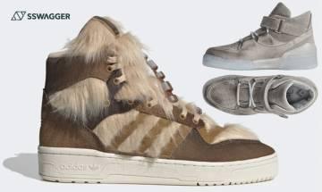 別注波鞋今週話題作總覽!Converse、adidas限量上架+Star Wars毛鞋預告