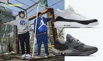 fragment design x Air Jordan全面發佈!鞋款、服飾香港定價及上架日期登場