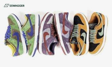 Nike Dunk復刻配色排隊登場!即睇當中最注目4組配色