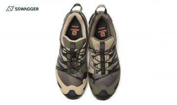 Salomon x BEAMS再度攜手!推出迷彩色系XA PRO 3D GTX鞋款
