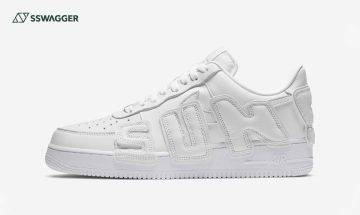 Cactus Plant Flea Market x Nike Air Force 1官方圖輯正式發表