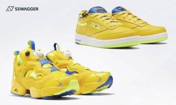 Reebok x Minions聯名波鞋系列發佈!2大「黃」者駕到