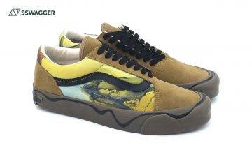 Vans x MoMa超現實之作!推出以達利為主題的Old Skool變種鞋款