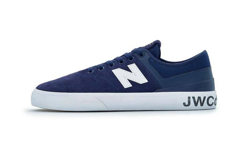 New Balance x Junya Watanabe MAN大玩罕見滑板鞋款Numeric 379