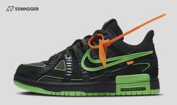 Off-White聯乘Nike全新Rubber Dunk登場!同場加映歐洲限定配色抽籤