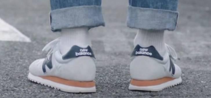 New Balance波鞋成男神至愛?女生不得不知道的男生波鞋趨勢