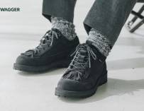 Snow Peak & Danner 「Danner Field Low SP」Black Colourway