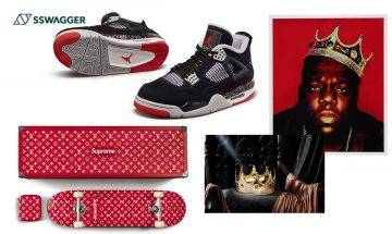 Drake Air Jordan 4 Sample球鞋起標5.5萬!與Louis Vuitton x Supreme滑板等現身Sotheby's拍賣