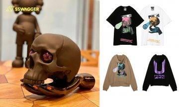 UNDERCOVER x P.A.M.推出聯乘Skull & Hand Lamp及服裝!跟KAWS擁同款燈飾