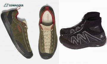 防水戶外風鞋款介紹!Salomon、KEEN等5款編集部推薦入手鞋款