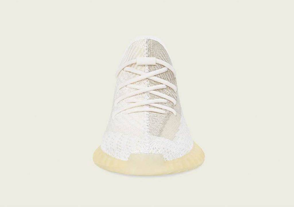 adidas YEEZY BOOST 350v2 Natural