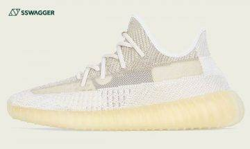 adidas Yeezy Boost 350 v2 Natural新配色官方圖片登場