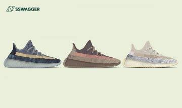 adidas Yeezy Boost 350 v2務必留意3雙2021年將推出之全新配色