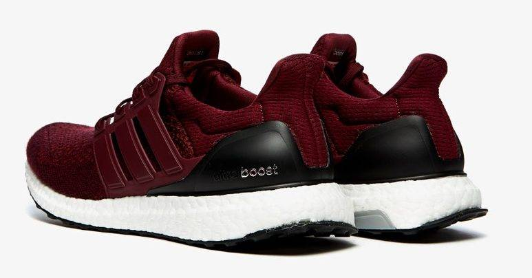 Ultra Boost 1.0 Burgundy Colourway Retro to be restocked on 22nd October