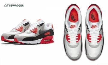 Nike Air Max 90元祖Infrared回歸!30周年紀念載譽歸來