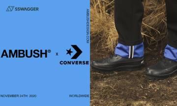 AMBUSH x Converse「突襲」現身!防水軍靴雙色露面