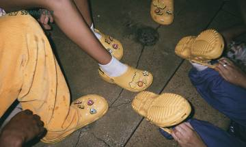 Crocs x Justin Bieber涼鞋現身!美學新定義