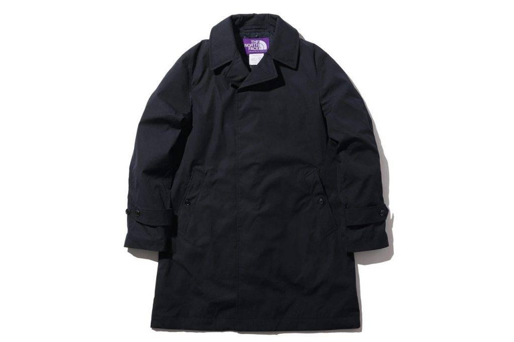 BEAMS & The North Face Purple Label Bal Collar Indigo Colouway