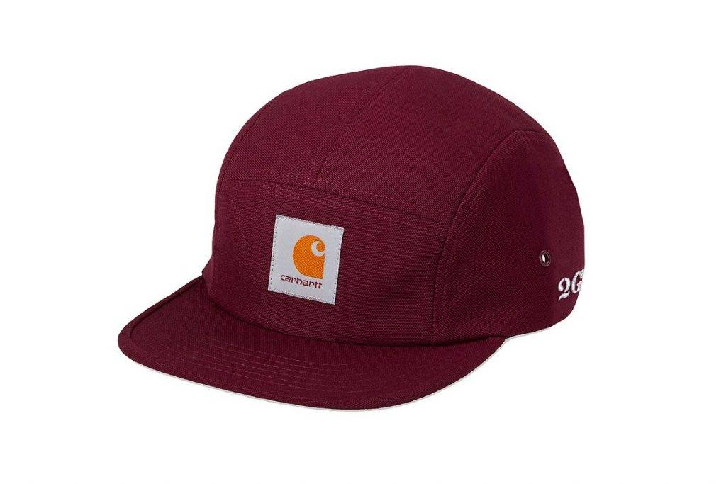Carhartt WIP & 2G five-panel cap