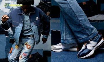 New Balance x Levi's推出全新聯乘327丹寧鞋款及服飾系列