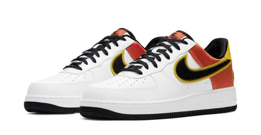 Nike Air Force 1 Low Raygun Colourway