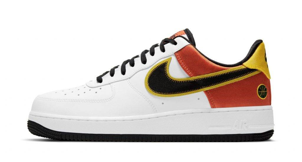 Nike Air Force-1 Low Raygun Colourway