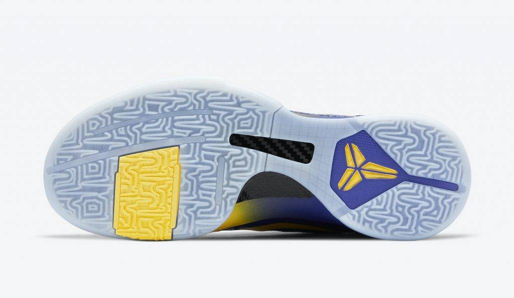 """Nike Kobe 5 Protro """"5 Rings"""" colourway released on October 15th"""