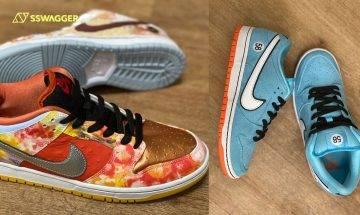 Nike SB Dunk Low 2021年新色「Chinese New Year」及「58」同步現身