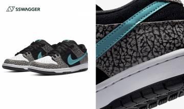 Nike SB Dunk Low Elephant預告降臨!最期待的鞋款出現了