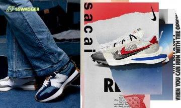 Nike x sacai Vaporwaffle終將到來、Levi's x New Balance聯乘等・SSneakers Weekly本週絕對要留意之5款球鞋
