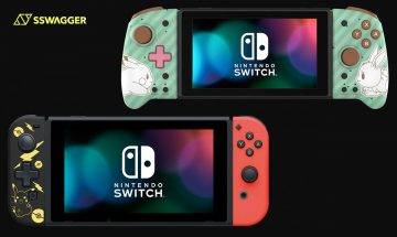 Nintendo Switch Pokémon主題全新手掣登場!Pikachu黑配金最吸引