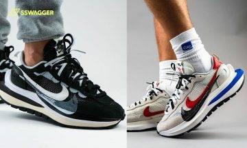 sacai x Nike Vaporwaffle香港Nike官網抽籤渠道正在開放中!