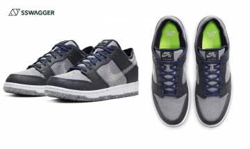 環保Nike SB Dunk Low誕生!人氣鞋王也轉型