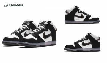 Slam Jam x Nike Dunk High 「Clear Black」發售預告!平凡不平庸