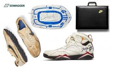 蘇富比Sneakers Shop正式登場!一口價出售激罕單品如過百萬港元Moon Shoe、員工內部禮物等