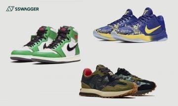 SSneakers Weekly本週最注目5對鞋款・Kobe 5 Protro、New Balance 327、adidas Yeezy Boost 350 v2新色等