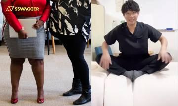 下半身肥胖速決!日本院長親教易學坐卧式助減腹、臀、腿